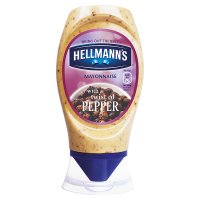 Hellmann's squeezy pepper mayonnaise