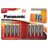Panasonic pro power AA 1.5V