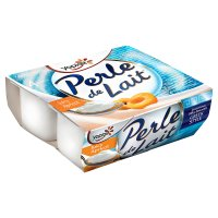 Yoplait perle de lait Greek style apricot