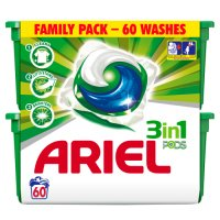 Ariel 3in1 Pods Family Pack 60 washes