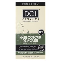 DGJ colour remover dark tones&build up