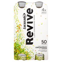 Lucozade revive lemongrass & ginger