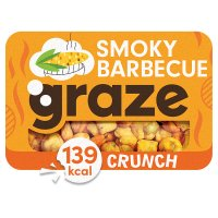 Graze Smokehouse BBQ Crunch