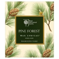 RHS Pine Forest Boxed Candle