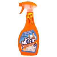 Mr Muscle 5 in 1 bathroom & toilet