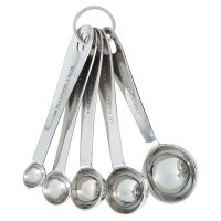 Waitrose Cooking measuring spoons