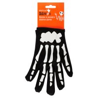 Waitrose Halloween Skeleton Gloves