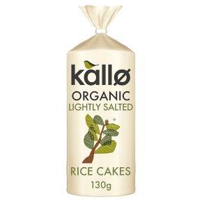 Waitrose Kallo Rice Cakes