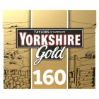 Taylors of Harrogate Yorkshire gold 160 tea bags - 500g