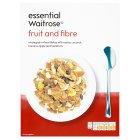 essential Waitrose fruit & fibre - 500g