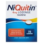 NiQuitin CQ mint lozenges, 4mg