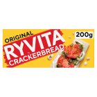 Crackerbread original wheat - 200g