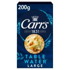 Carr's Table Water biscuits - 200g Brand Price Match - Checked Tesco.com 28/07/2014