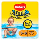 Huggies Little Swimmers Swim Pants, size 5-6, 12-18kg - 11s