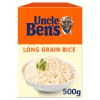 Uncle Ben's long grain rice - 500g Brand Price Match - Checked Tesco.com 16/04/2014