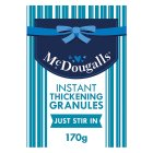 McDougalls thickening granules - 170g Brand Price Match - Checked Tesco.com 23/07/2014