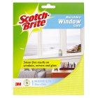Scotch-Brite glass cleaning cloth - each