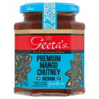 Geeta's mango chutney - 320g Brand Price Match - Checked Tesco.com 04/12/2013