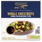 Merchant Gourmet whole chestnuts - 200g