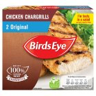 Birds Eye 2 original chicken chargrills - 170g Brand Price Match - Checked Tesco.com 09/12/2013
