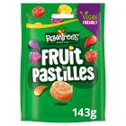Rowntree's Fruit Pastilles sharing bag - 170g Brand Price Match - Checked Tesco.com 10/03/2014