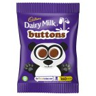 Cadbury Dairy Milk Buttons - each Brand Price Match - Checked Tesco.com 05/03/2014