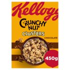 Kellogg's Crunchy Nut Clusters Milk Chocolate Curls - 450g Brand Price Match - Checked Tesco.com 17/12/2014
