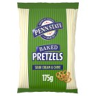 Penn-State sour cream & chive pretzels - 175g Brand Price Match - Checked Tesco.com 28/07/2014
