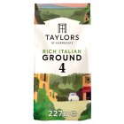 Taylors rich Italian rich roast coffee - 227g Brand Price Match - Checked Tesco.com 08/02/2016