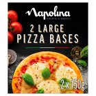 Napolina 2 pizza bases - 2x150g Brand Price Match - Checked Tesco.com 23/07/2014