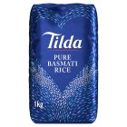Tilda pure basmati rice - 1kg Brand Price Match - Checked Tesco.com 28/07/2014
