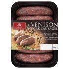 Henry Walker & Son venison & pork sausages