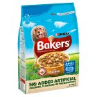 PURINA® BAKERS® Adult Chicken and Vegetable Dry Dog Food - 2.7kg