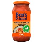Uncle Ben's Oriental pineapple sweet & sour sauce - 450g