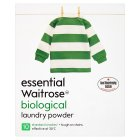 essential Waitrose biological washing powder 10 washes - 650g