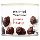 Essential Waitrose Prunes (in light syrup)