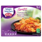 Heinz weight watchers tomato & basil chicken - 320g Brand Price Match - Checked Tesco.com 16/04/2014