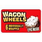 Wagon Wheels original - 6s Brand Price Match - Checked Tesco.com 05/03/2014