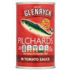 Glenryck pilchards in tomato sauce - 155g Brand Price Match - Checked Tesco.com 01/07/2015