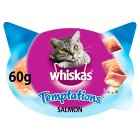 Whiskas Temptations salmon cat treats - 60g