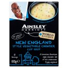 Ainsley Harriott vegetable chowder cup soup