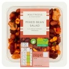Waitrose mixed bean salad - 250g
