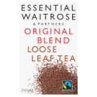 Essential Waitrose Original Blend - Loose Leaf Tea - 250g