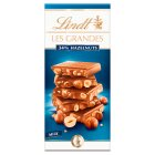Lindt milk chocolate with hazelnut - 150g