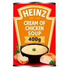 Heinz Classic cream of chicken soup - 400g Brand Price Match - Checked Tesco.com 04/12/2013