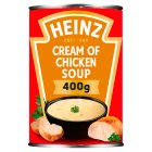 Heinz Classic cream of chicken soup - 400g Brand Price Match - Checked Tesco.com 11/12/2013