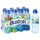 Buxton still natural mineral water - 8x250ml