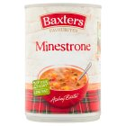 Baxters favourites minestrone soup - 400g Brand Price Match - Checked Tesco.com 21/04/2014