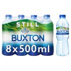 Buxton still natural mineral water - 8x50cl