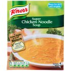 Knorr super chicken noodle soup - 51g Brand Price Match - Checked Tesco.com 04/12/2013